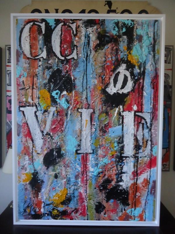 art abstrait bretagne france bruno lecuyer
