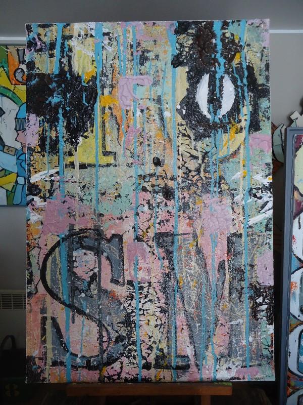 art abstrait bretagne
