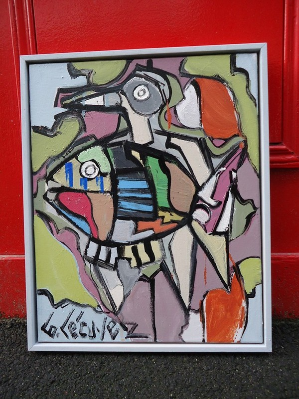 Bruno Lecuyer Peintre Moderne Breton