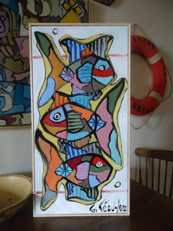 lecuyer artiste peintre breton