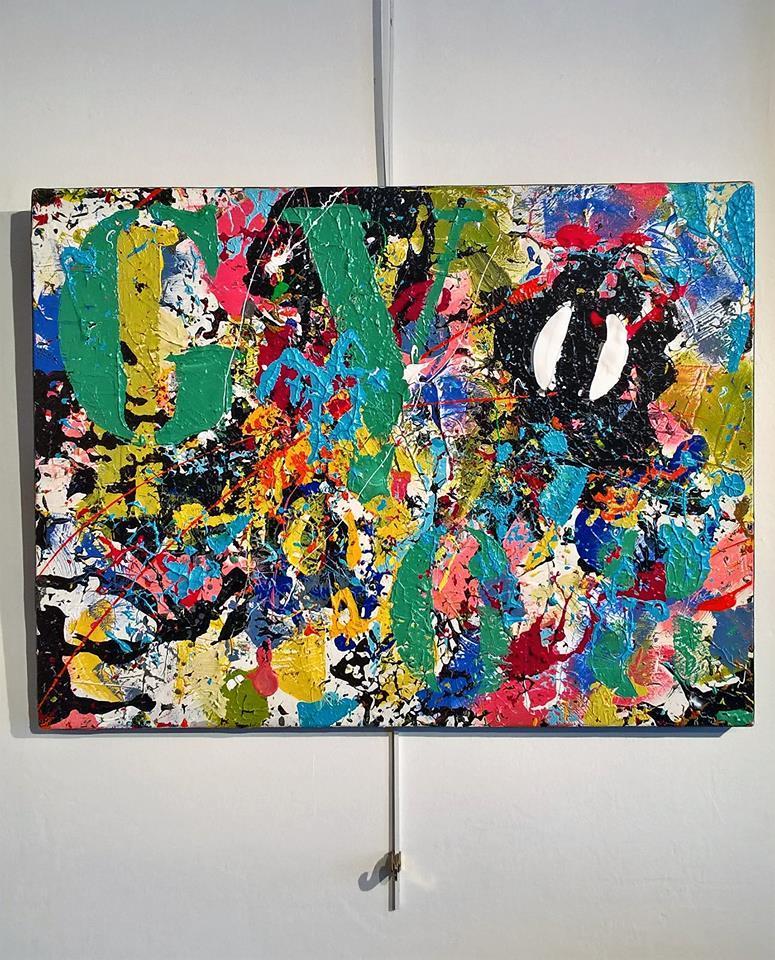 Le blog artistique de bruno lecuyer for Galerie art abstrait