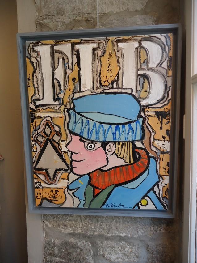 artiste peintre breton contemporain bruno lecuyer. Black Bedroom Furniture Sets. Home Design Ideas